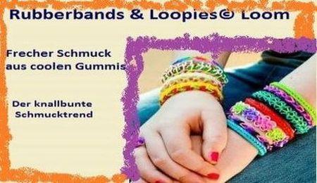 Rubberbands Loopies Loom