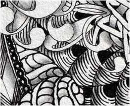 Zeichenkunst_zentangle