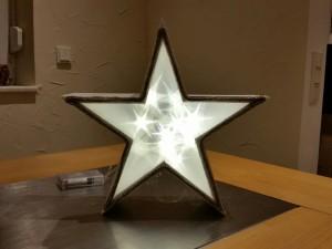 Sternlampe