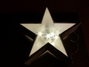 Sternlampe-Sternenlampe